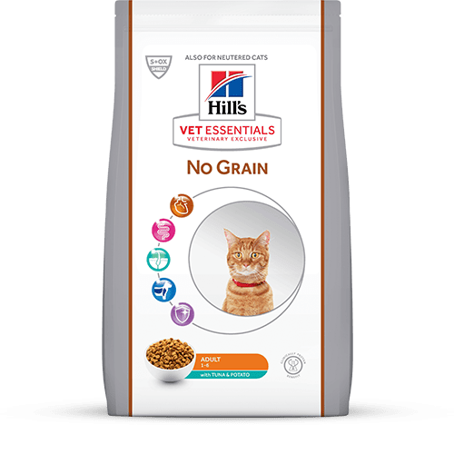 No grain Producten
